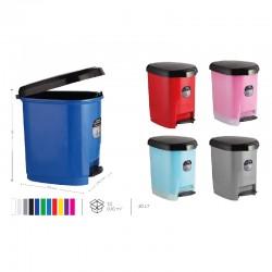 Ark Corbeille à papier (20 litres) avec Pedal