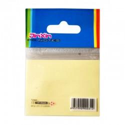Stick Note 51/38 Pastel 100 Feuilles Jaune