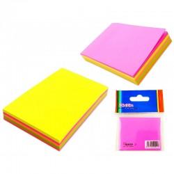 Stick Note 51/38 Fluo 100 Feuilles Couleur