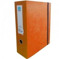 Boite d'archive 556NO Dos 10 cm - Orange