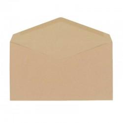 Paquet de 25 Enveloppes Kraft 16,2 x 22,9 cm 90Gr
