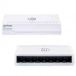 Switch 8 Ports MANHATTAN-560689
