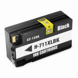 Cartouche Encre HP 711XL-Noir