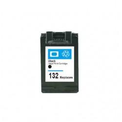 Cartouche HP 132 Adaptable-Noir