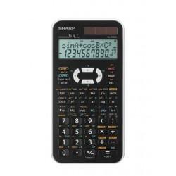 Calculatrice SHARP EL-506X Blanc