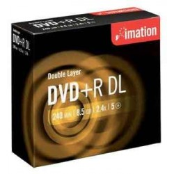 DVD+R 8X MaxData 8.5 Go