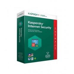 Antivirus KASPERSKY Internet Security-3Pc /1 An