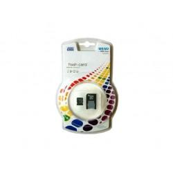 Carte MicroSD 4Gb + Adaptateur MS Pro Duo-Goodram