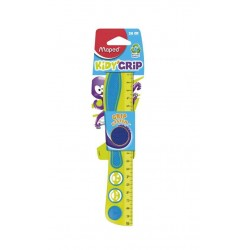 Règle plate Kidy Grip Maped-20 cm