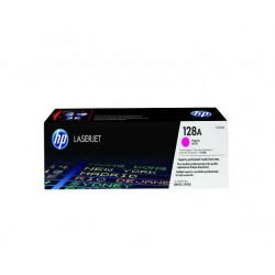 Toner HP D'origine 128A- Magenta