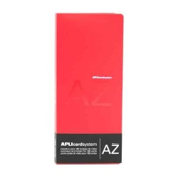 Porte carte de visite APLI - Rouge