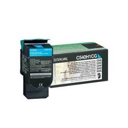 Toner Lexmark C540H1CG Originale-Cyan