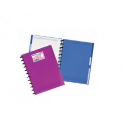 Notebook A4 Snopake- Violet
