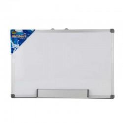 Tableau Blanc Cadre Aluminum 40x60