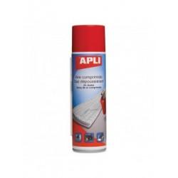 Gaz dépoussiérant inflammable APLI - 400 ml