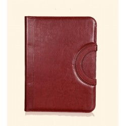 PORTE DOCUMENT J893 MARRON