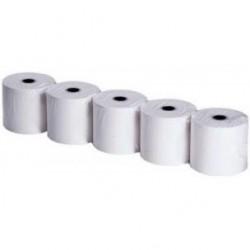Rouleaux papier offset Caisse enregistreuse 75mm x 75m