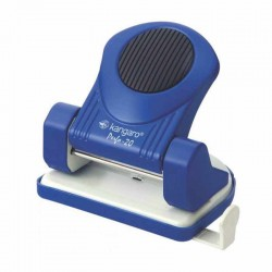 Perforateur Kangaro Perfo-20 Bleu Royal