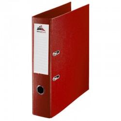 Classeur à levier Rouge Dos 75mm A4 -OfficePlast PLASTIPAP