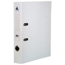 Classeur à levier Blanc Dos 75mm A4 -OfficePlast PLASTIPAP