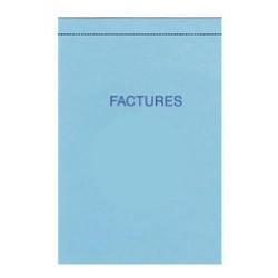 Carnet facture PM simple