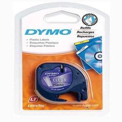 Ruban pour Étiqueteuse Dymo-Transparent