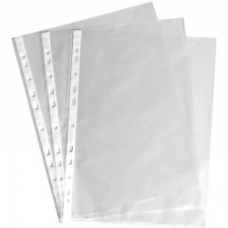 Intercalaire Transparente -100 piéces