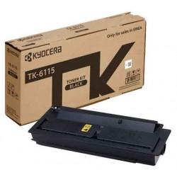 Toner Kyocera TK-6115 Originale-noir