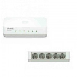 Switch D-LINK DES-1005A 5 Ports