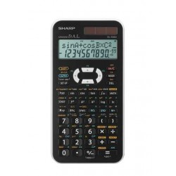 Calculatrice SHARP EL-506X Blanc