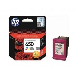 Cartouche Couleur HP 650 Originale