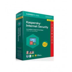 Antivirus KASPERSKY Internet Security- 1 Pc / 1 An
