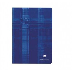 Cahier Clairefontaine grand format-48 pages