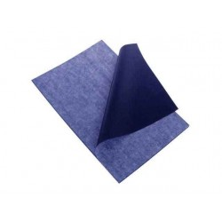 Papier Carbone Bleu A4-100 feuilles