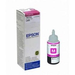 Bouteille D'encre EPSON T6733 Magenta Originale