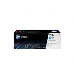 Toner HP D'origine 128A- Cyan