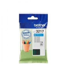Cartouche D'encre BROTHER Original LC3217- Cyan