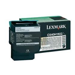 Toner Lexmark C540H1KG Originale