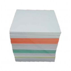 Recharge bloc cube-Coloris