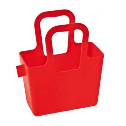 Couffin en plastique - Rouge