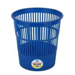 Ark Corbeille à papier (16 litres)-Bleu