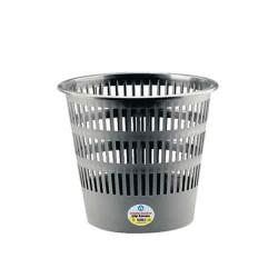 Ark Corbeille à papier (11 litres) -Gris