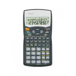 Calculatrice scientifique SHARP EL-531WH