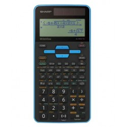 Calculatrice Scientifique SHARP EL-531 TG Bleu
