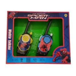 Jouet Talkie-walkie Spiderman
