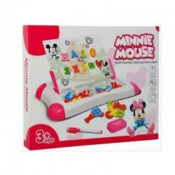 Tableau de peinture multifonctionnelle Minnie Mouse