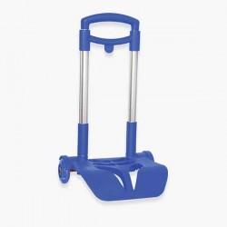 Chariot Bleu Lux Pour Sac à dos Blue