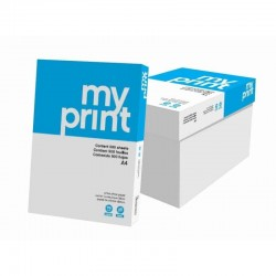 Lot de 50 Rames Papiers A4 MYPRINT