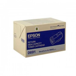 Toner laser Original EPSON 0691 AL-M300/AL-MX300 Noir