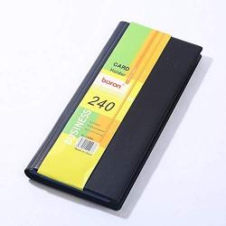 Porte carte de visite 240 cartes